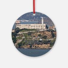 Alcatraz Island 2 Ornament (Round)