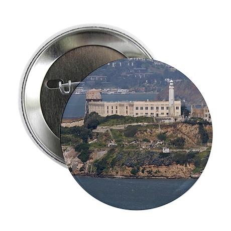 """Alcatraz Island 2 2.25"""" Button (10 pack)"""
