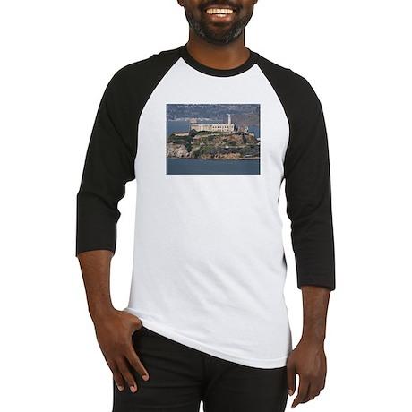 Alcatraz Island 2 Baseball Jersey