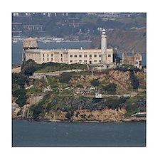 Alcatraz Island 2 Tile Coaster
