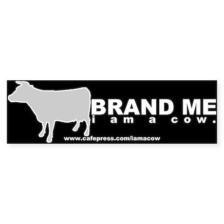 Branded Bumper Sticker