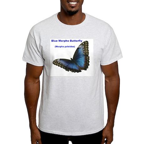 blue morpho Light T-Shirt