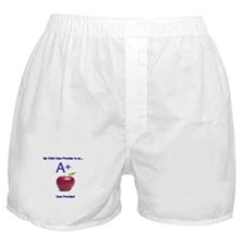 My Childcare Provider is an A Boxer Shorts
