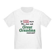 Just Ask Great Grandma! Baby / T