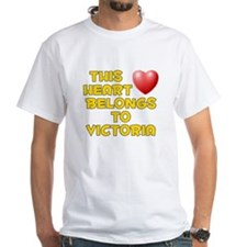 This Heart: Victoria (D) Shirt