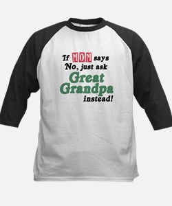 Just Ask Great Grandpa! Tee