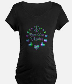 Peace Love Theatre T-Shirt
