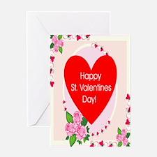 Valentines 9 Greeting Card