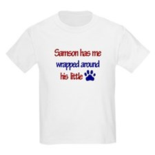 Samson Has Me Wrapped Around T-Shirt
