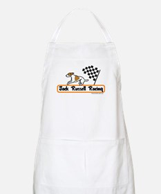 Jack Russell Racing BBQ Apron