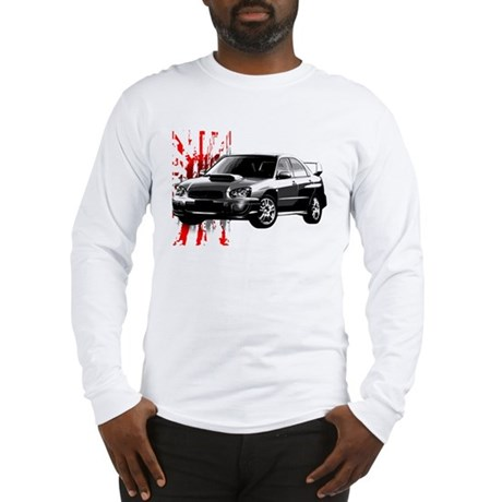 Impreza Torn Long Sleeve T-Shirt