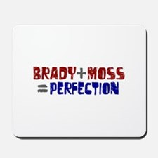 Brady to Moss Perfection Mousepad