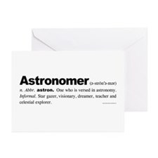 Astronomer Greeting Cards (Pk of 20)