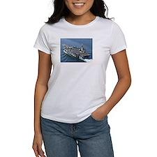 USS Theodore Roosevelt Ship's Image Tee