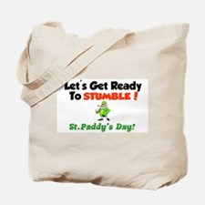 St.Paddy's Day Tote Bag
