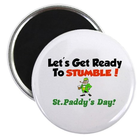 St.Paddy's Day Magnet