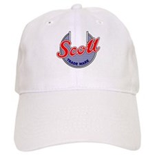 Cute Indian motor cycle Baseball Cap