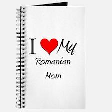 I Love My Qatari Mom Journal