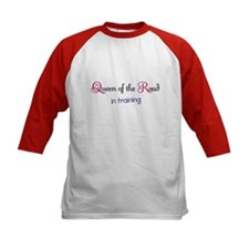 """Queen of the Road in training"" Baseball Jersey"