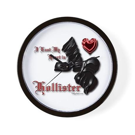 Hollister Valentine Wall Clock