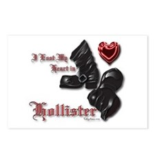 Hollister Valentine Postcards (Package of 8)