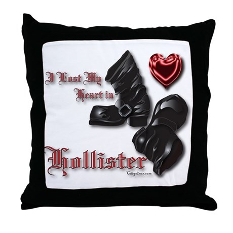 Hollister Valentine Throw Pillow
