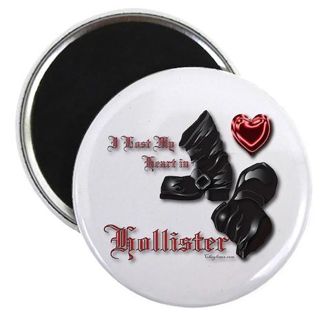 """Hollister Valentine 2.25"""" Magnet (10 pack)"""