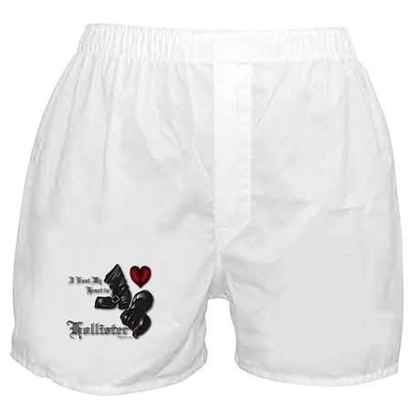 Hollister Valentine Boxer Shorts