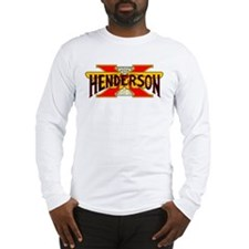 CafeHENDERSON Long Sleeve T-Shirt