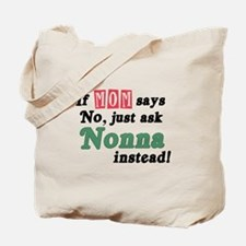 Just Ask Nonna! Tote Bag