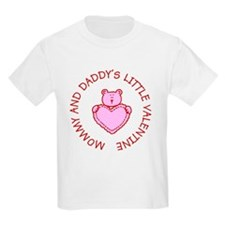 Mommy and Daddy's little Vale T-Shirt