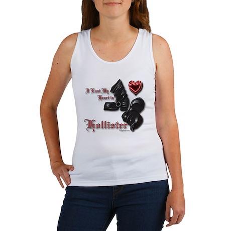 Hollister Valentine's T-Shirt Women's Tank Top