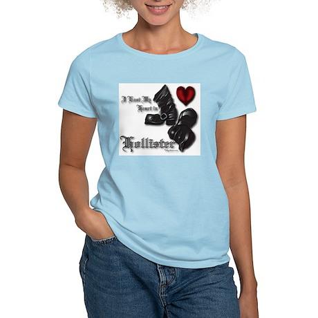 Hollister Valentine's T-Shirt Women's Light T-Shir