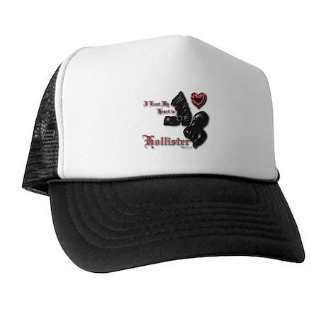 Hollister Valentine's T-Shirt Trucker Hat