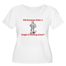 Did Someone Order a Knight  T-Shirt