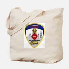 O'Hare Fire Department Tote Bag
