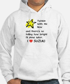 Twinkle With Me Now Hoodie