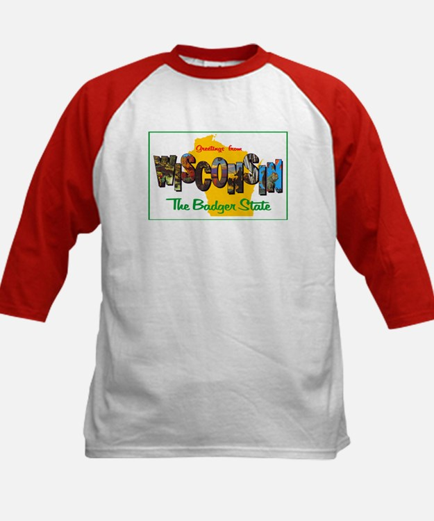 Wisconsin Greetings (Front Tee