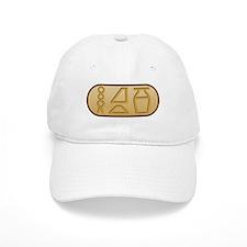 """Beer"" Egyptian Hieroglyphs Baseball Cap"