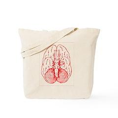 Underbrain - Dark Tote Bag