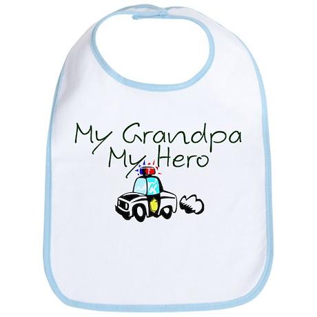 olice - Grandpa Hero Bib