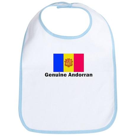 Genuine Andorran Bib
