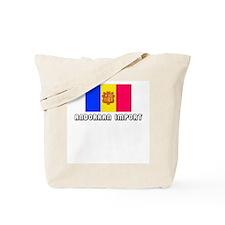 Andorran Import Tote Bag