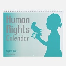 Celebrate Human Rights Wall Calendar 2013
