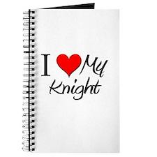 I Heart My Knight Journal