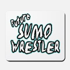 Future Sumo Wrestler Mousepad