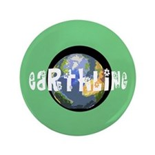 "Earthling 3.5"" Button"
