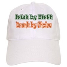 Irish By Birth Baseball Cap