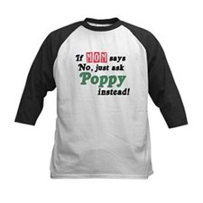 Just Ask Poppy! Tee