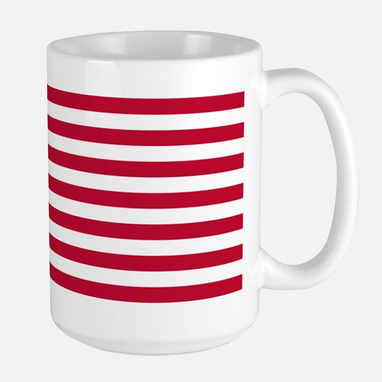 American Flag Large Mug